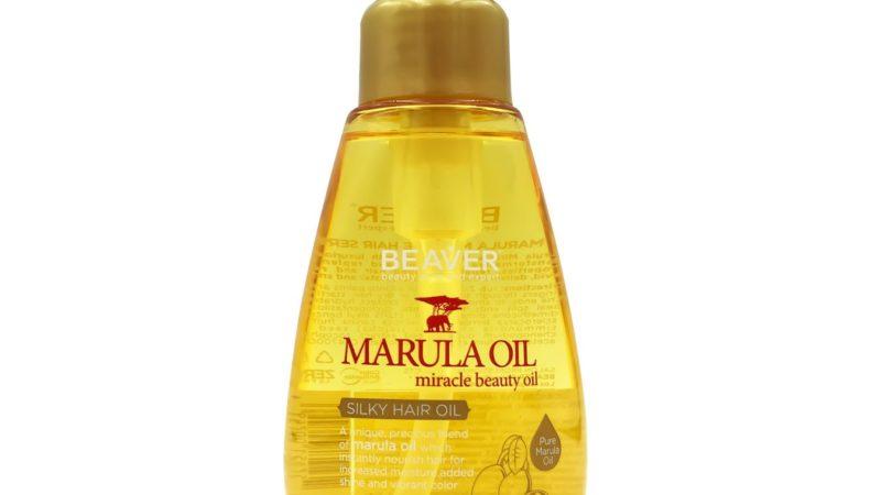 Масло марулы для волос