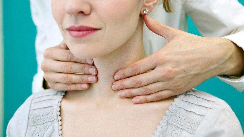 Выпадение волос из-за щитовидной железой